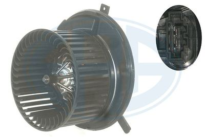 Мотор печки Фольксваген Пассат Б6